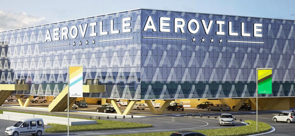 Activit s ludiques l 39 aeroville square for kids le blog - Aeroville centre commercial ...
